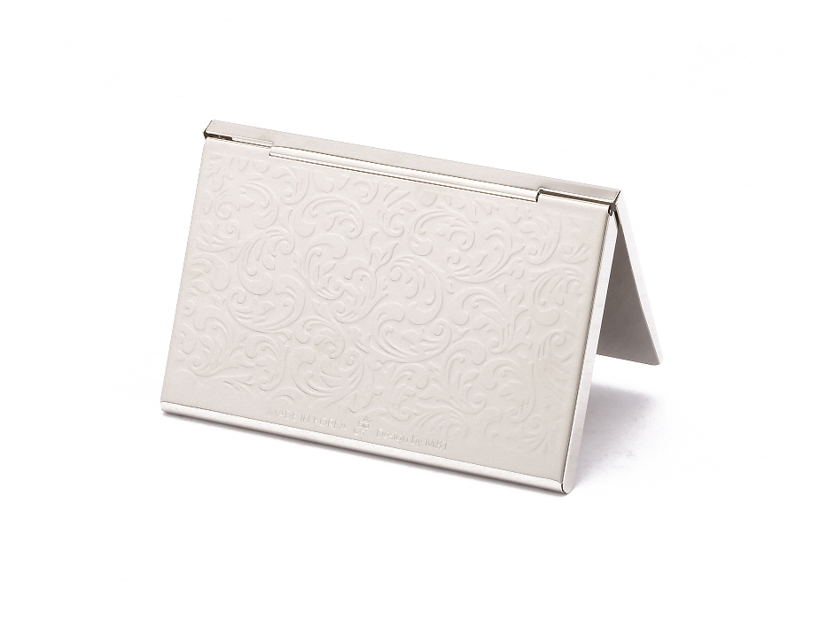 Mother-of-Pearl USB Name Card Case Set